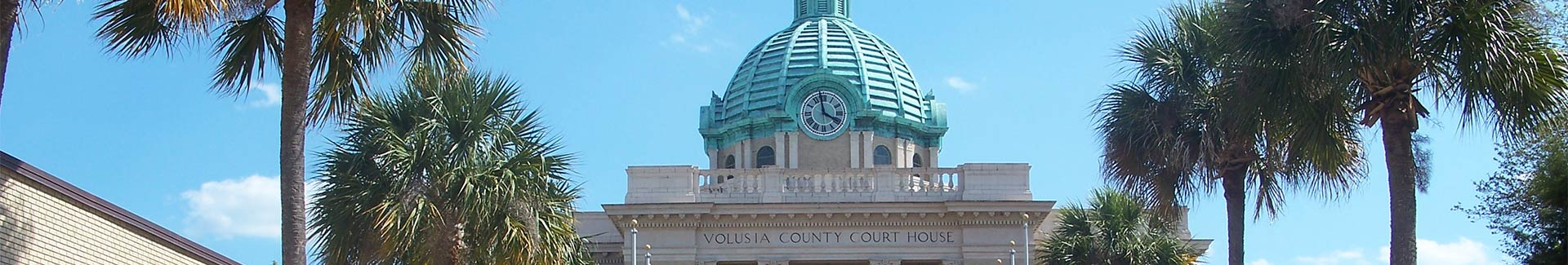 Volusia County Courthouse